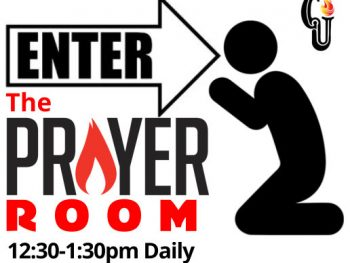 Enter The Prayer Room